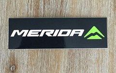 Merida Aufkleber Sticker Decals schwarz