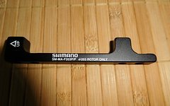 Shimano SM-MA-F203P/P 203mm Rotor Only