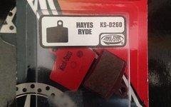 Kool Stop Bremsbeläge für Hayes Stroker Ryde, Ryde Comp, Radar