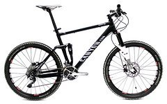 "Canyon Nerve MR 9.0 SL Gr. L 26"" Modell 2012"