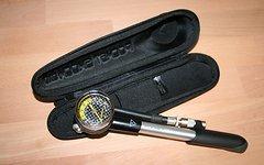 Topeak PocketShock DXG Dämpferpumpe