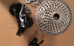 SRAM XX1 Upgrade Kit *NEU* (Schaltwerk/Trigger/Kassette/Kette)