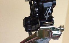 Shimano XT Umwerfer 3x10 high direct mount FD-M781A