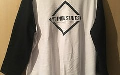 YT Industries Diamonds Baseball Raglan Tee Shirt - Gr.S