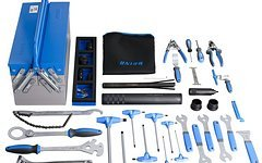 Unior Tools Allround Werkzeugkoffer für die gepflegte 2-Rad Werkstatt!