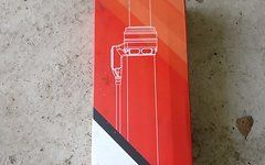 Kind Shock Sattelstütze Dropzone Remote 30,9 385mm, 125 mm, schwarz