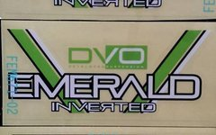 Dvo Decal Emerald - Dekorsatz