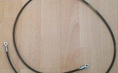 Formula Bremsleitung Kevlar 131,3cm 1x Ringauge fest 1x demontierbar