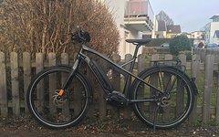 Flyer U-Serie Urban Bike S-Pedelec