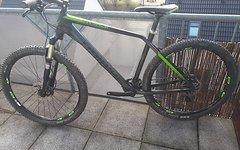 Haibike ATTACK RX PRO CARBON 27,5 RH 48 cm Hardtail - TOP