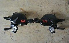 SRAM X9 Schalthebel 3x10-fach (Set)