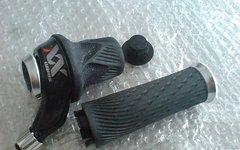 SRAM XX Grip Shift Drehgriff 2 Fach links