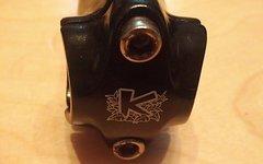 Kona Control Vorbau schwarz 100 mm 5° 1 1/8 25,4 mm