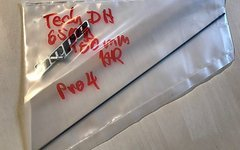 "Hope Tech DH 650B / 27,5"" Speichenset 150mm PRO4"