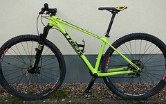 Trek Superfly 9 CUSTOM 9,4 kg wie NEU 17,5""