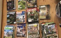 Freeride Bike Mountainbikerider Magazine Zeitschriften