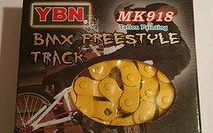 Yaban Singlespeed Kette MK918 1/2*1/8 Gelb 102L