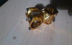 Hope XC/FR Vorbau 50mm gold