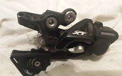 Shimano XT Shadow Plus kurz RD-M785 Schaltwerk 2015