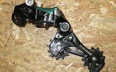 SRAM X01 Schaltwerk 11-fach NEU schwarz