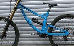 Transition Bikes TR500 Rahmen Größe L 2016