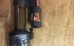 Fox FLOAT X2 RVS 2016 neu.