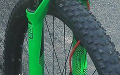 """Rock Shox Reba RL 120mm 29"""" green"""