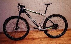 Cannondale F29 Carbon Team - Tuned 7,68 KG