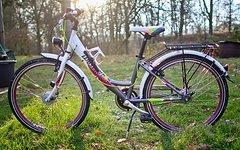Winora 24er Mädchenrad Modell 2016 Nabenschaltung