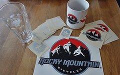 Rocky Mountain Tasse, Glas, Sticker .....