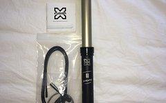 X-Fusion HiLo Strate 150mm / 31,6mm / Remote intern