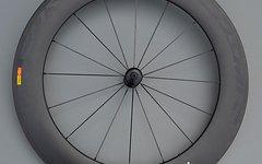 Mavic COSMIC Carbone 80 SSC Vorderrad Rennrad Laufrad vorne - gebraucht NR290