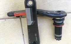 SRAM XX1 Kurbel, 175mm, BB30, Q168, 32 Zahn DM X Sync