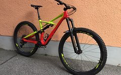 Specialized S Works Enduro L 29""