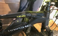 Haibike 2017 E-Bike Fully Haibike SDURO Full FatSix 7.0 26""