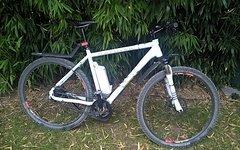 Rotwild T1 E Bike mit Zahnriemen und Bosch Classic Antrieb