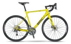 BMC Granfondo GF02 Disc Tiagra CT Yellow 2016