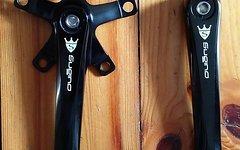 Sugino Mighty Tour Kurbel 165mm (LK 110mm) *SUPER*