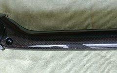 Ud Carbon Sattelstütze Carbon 31,6mm / 350mm