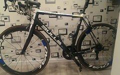 Bulls Carbon Rennrad Rahmenset 56cm