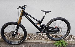 Specialized Demo S-Works Rahmen 2016 Large