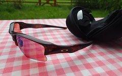 Oakley Flak Jacket Tortoise G30/clear