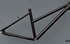 "Cycle-Concept (Made By Müsing) Trekkingrad Sport Damen Rahmen 40cm in schwarz 28"" Aluminium V-Brake"