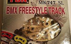 Yaban Singlespeed Kette MK747 SL 1/2*1/8 Gold 102L