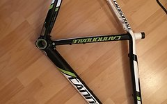 Cannondale F29 Carbon Rahmen L *defekt*