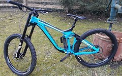 Giant Glory Advanced 0 (L) Carbon DH Fast Suspension CO3 Tuning