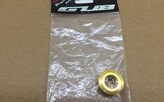 GUB G-20 Kurbelschraube Shimano XTR XT SAINT ZEE SLX LX Hollowtech Schraube Gold