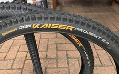 Continental Der Kaiser 2.4 Projekt Rammstein Protection Apex 27.5 Set Neu