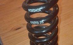 Foxshox Dämpferfeder