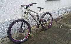 Propain Rage Downhill Bike